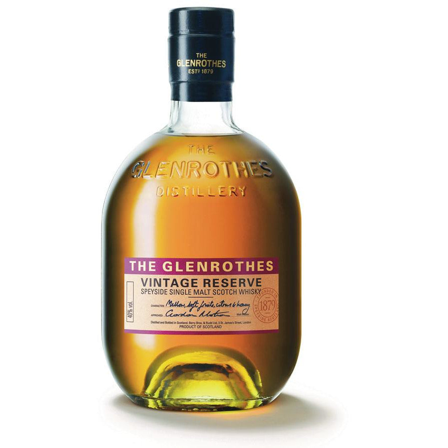The Glenrothes Vintage Reserve 750 Ml