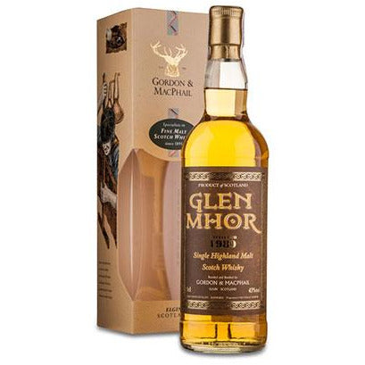 Glen Mhor 1980 Scotch Whisky