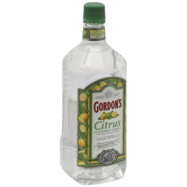 Gordon's Citrus Vodka 1.75 L