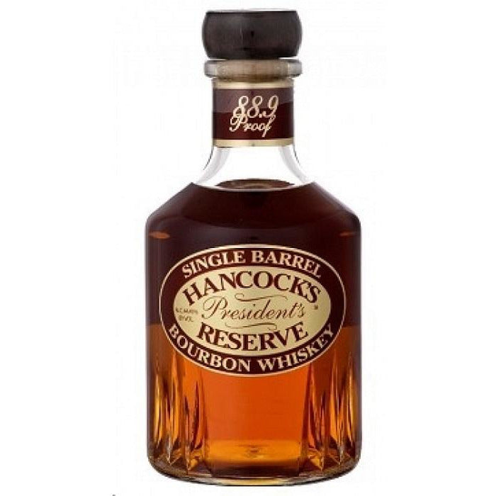 Hancocks Presidents Reserve Single Barrel Bourbon 750 ML