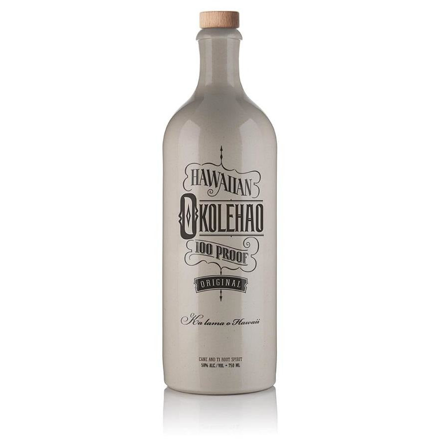 Hawaiian Moonshine 100 Proof Okolehao