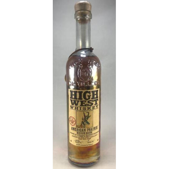 High West American Prairie Bourbon KnB Barrel Pick 750 ML