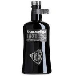 Highland Park 1971 Single Malt Scotch Whisky