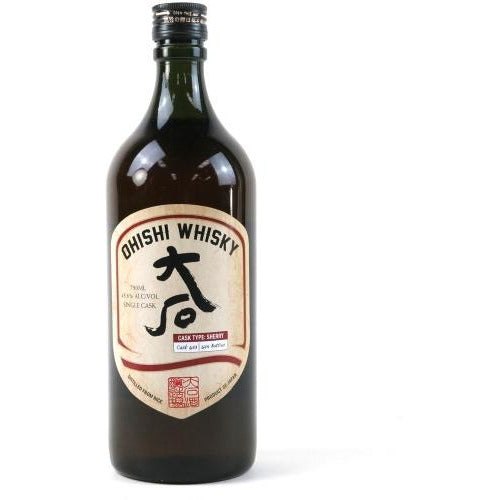 Ohishi Whisky Sherry Cask 750 Ml