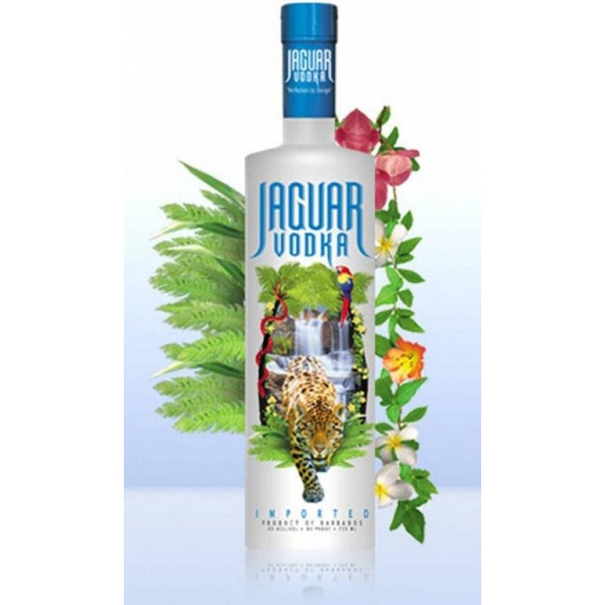 Jaguar Vodka 750Ml