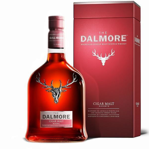 The Dalmore Cigar Malt Reserve Single Malt Scotch Whisky 750 ML