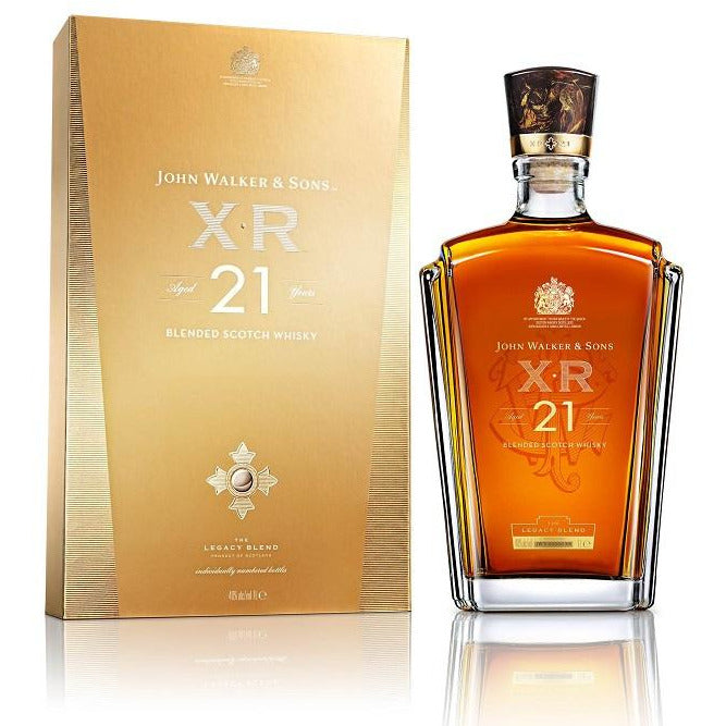 Johnnie Walker & Sons XR 21 Year Scotch Whisky 750 ML