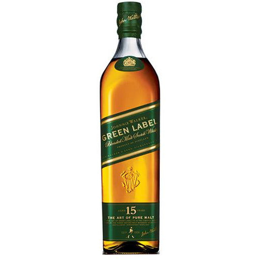 Johnnie Walker Green Label  750 Ml