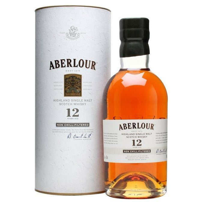 Aberlour 12 Non Chill-Filtered (750ML)