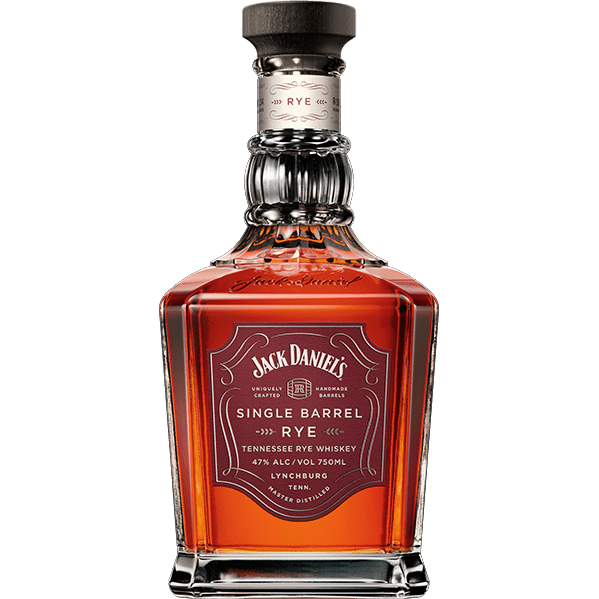 Jack Daniel's Rye Whiskey (Cinnabon) - Bourbon Pursuit & Keg N Bottle Barrel Pick 750 ml