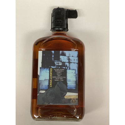 Knob Creek Rye Single Barrel Bourbon Pursuit & Keg N Bottle Barrel Pick 750 ML