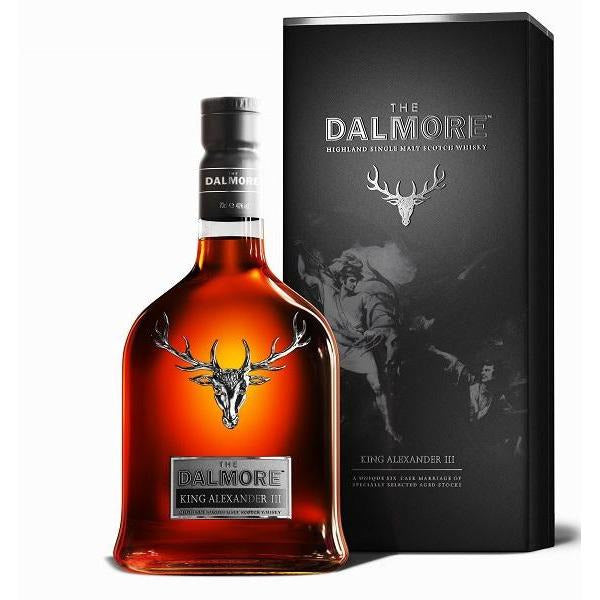 The Dalmore King Alexander III Scotch Whisky 750 ml