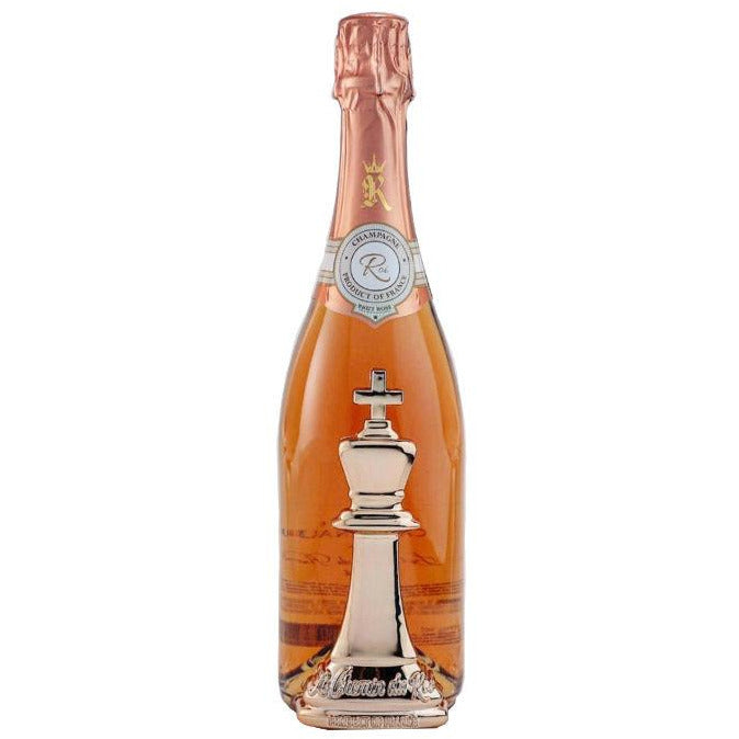 50 Cent The Kings Road or Roi Brut Rose Champagne (750 ML)