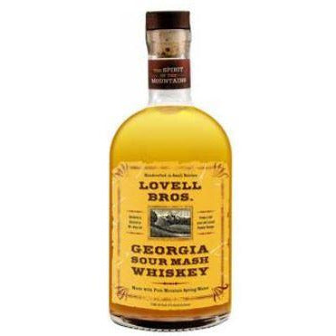 Lovell Bros. Georgia straight Sour Mash 750 ML