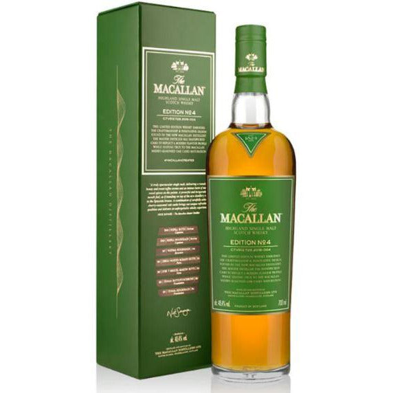 The Macallan Edition No. 4 750 ML