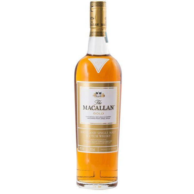 Macallan Gold Highland Single Malt Scotch Whiskey
