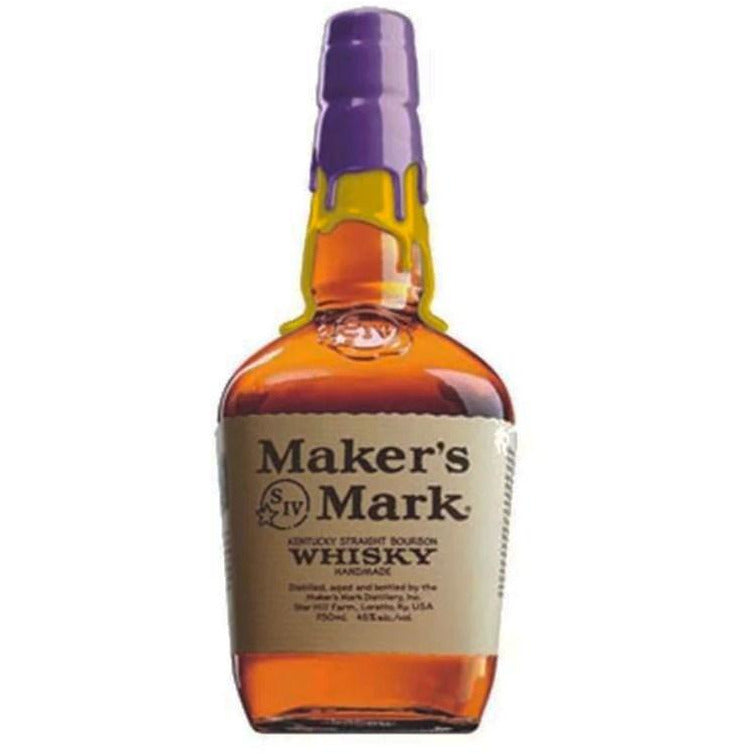 Makers Mark Limited Edition Los Angeles Lakers 750 mL