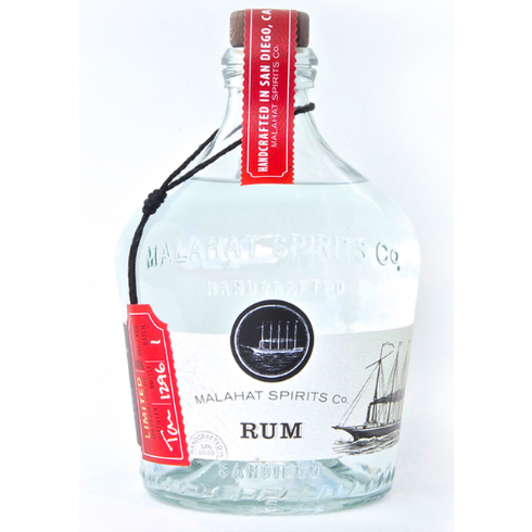 Malahat Spirits Co. Rum 750 ML