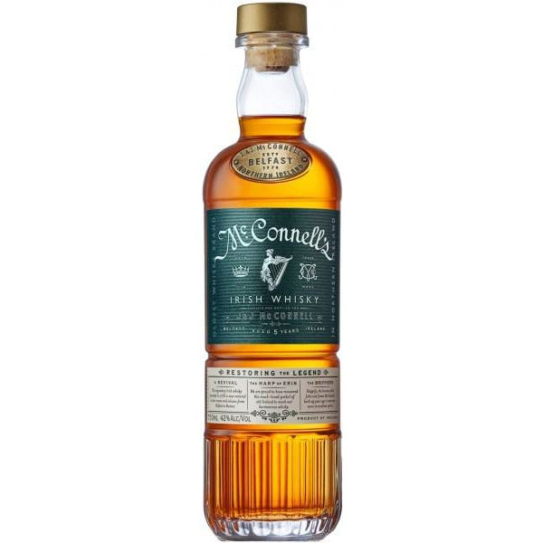 McConnell's Irish Whisky 5 Year (750 mL)