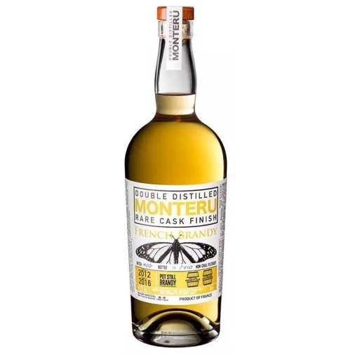 Monteru French Brandy Sauternes Cask (750 ML)