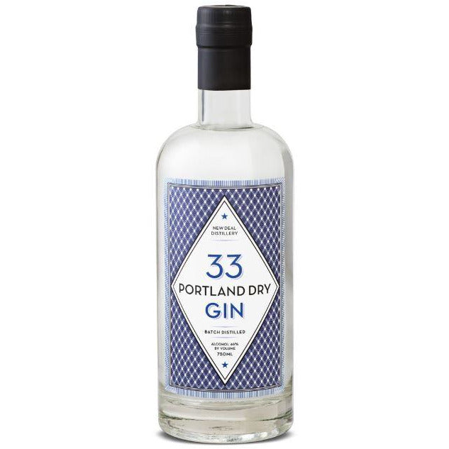 New Deal Portland Dry Gin 750 ML
