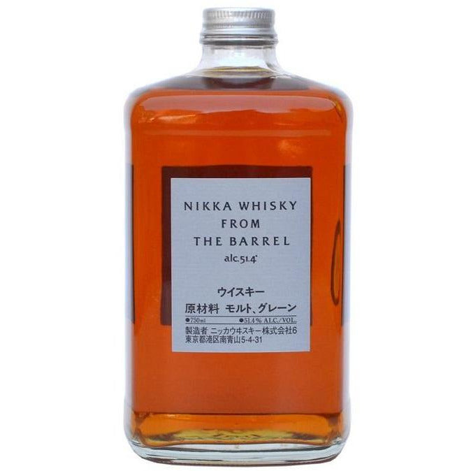 Nikka Whisky From The Barrel Limit 1 750 mL