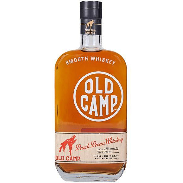 Old Camp Peach Pecan Whiskey 750 ml