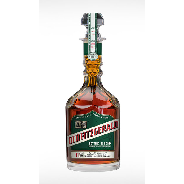 Old Fitzgerald Bottled-in-bond 15 year (750 ML)