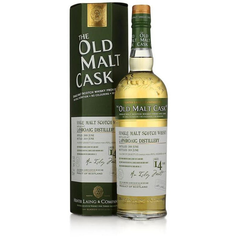 Glendronach 18 Year Old Scotch Whisky
