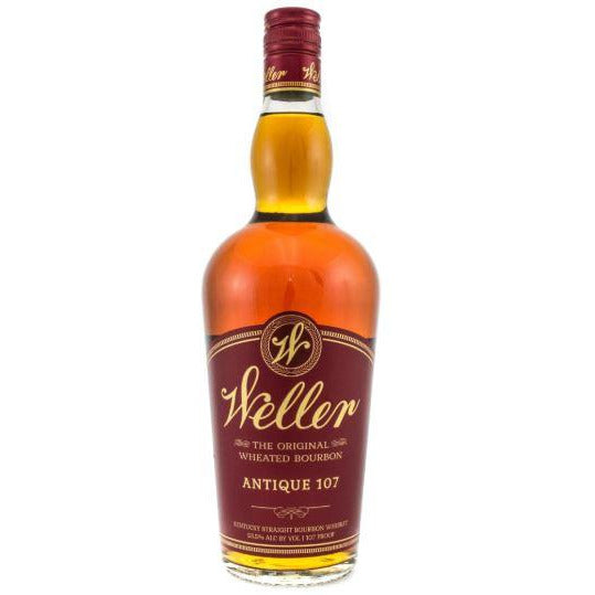 Old Weller Antique 107 Wheated Bourbon