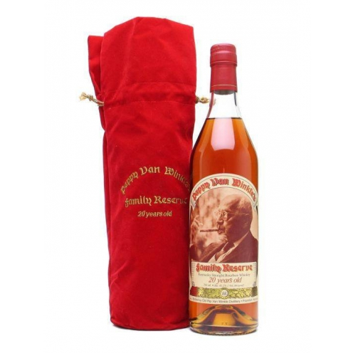 Pappy Van Winkle 20 Year Family Reserve Bourbon 750 ML