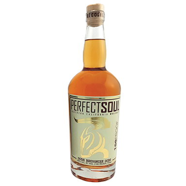 Perfect Soul Southern California 100 Proof Whiskey (750 ML)