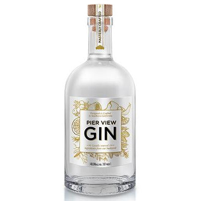 Pier View Gin 750 mL