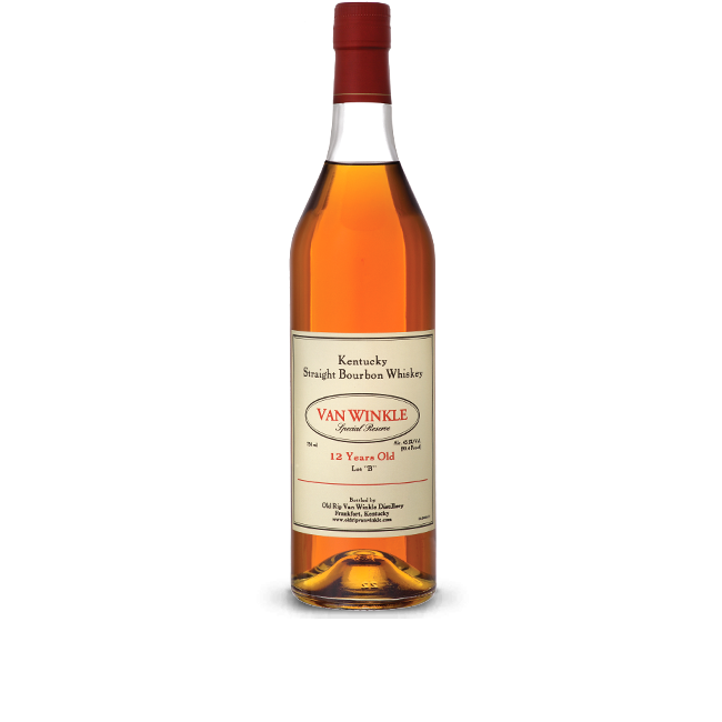 Pappy Van Winkle  12 Year Bourbon Whiskey 750 ML