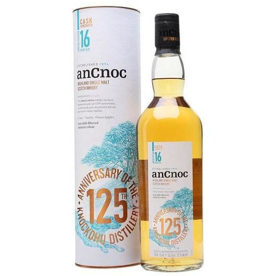 2001 Ancnoc Highland Single Malt Scotch Whiskey 750 ML