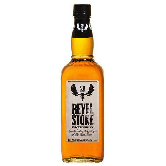 Revel Stoke Spiced Whiskey (750mL)