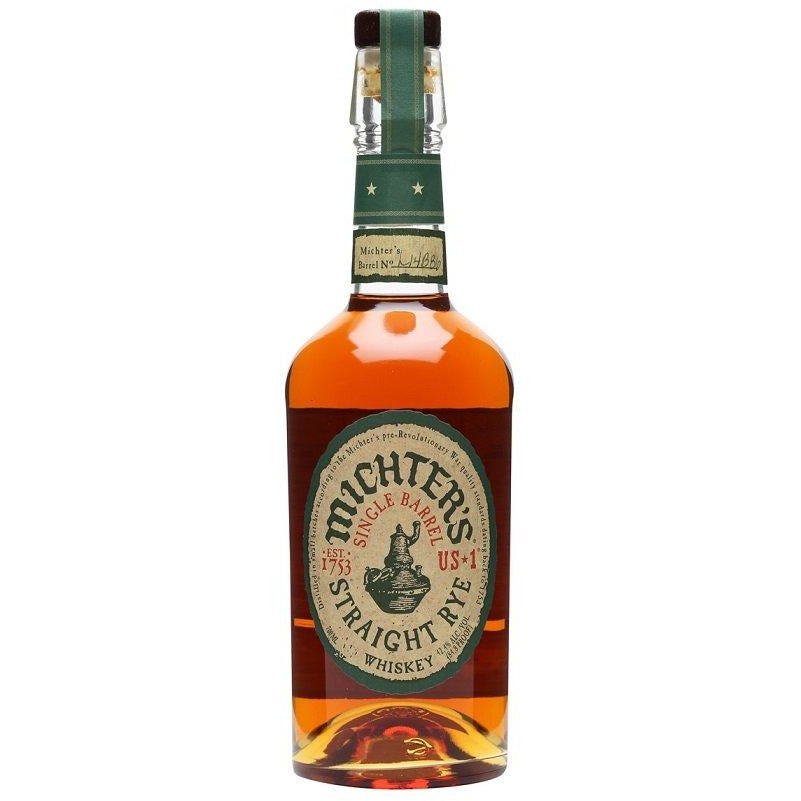 Michters Us*1 Kentucky Straight Rye 750 Ml