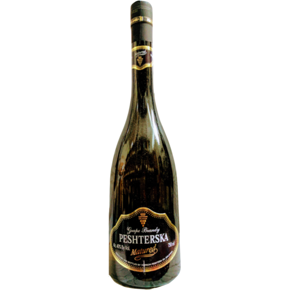 Peshterska Matured Grape Brandy 750 ml