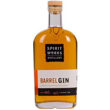 Spirit Works Barrel Gin 750 Ml