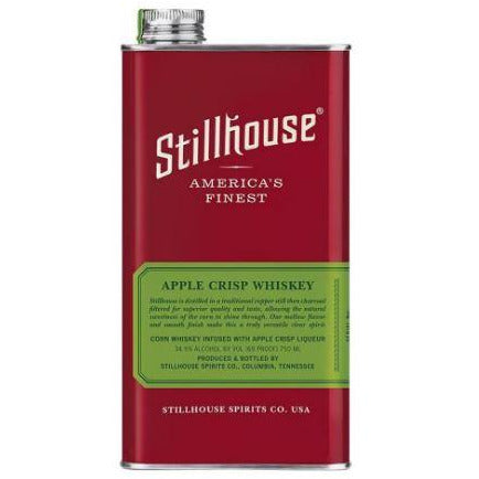 Stillhouse Apple Crisp Whiskey 750 ML