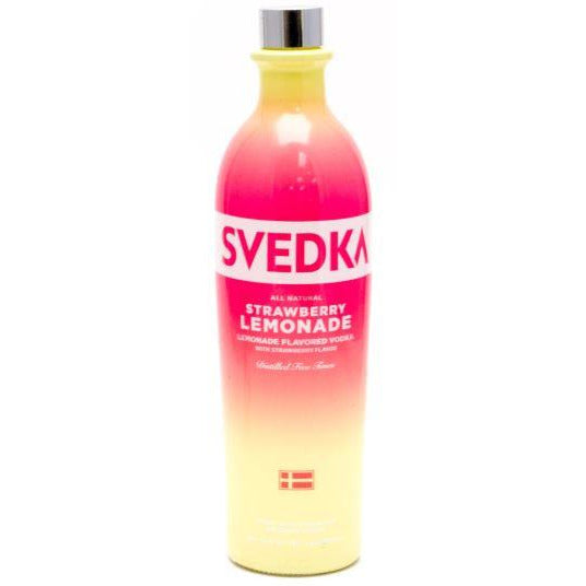 Svedka Strawberry Lemonade Vodka 750 ML