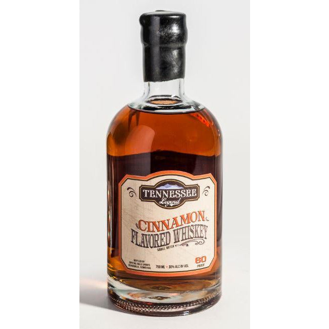 Tennessee Legend Cinnamon Flavored Whiskey 750 ML