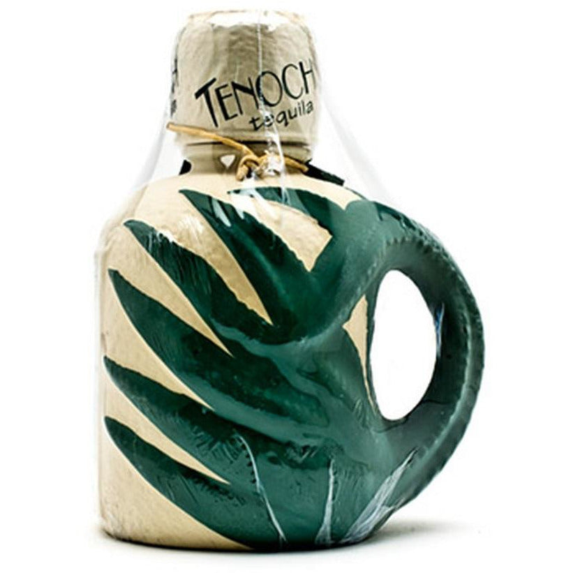 Tenoch Tequila Reposado Ceramic 750 mL