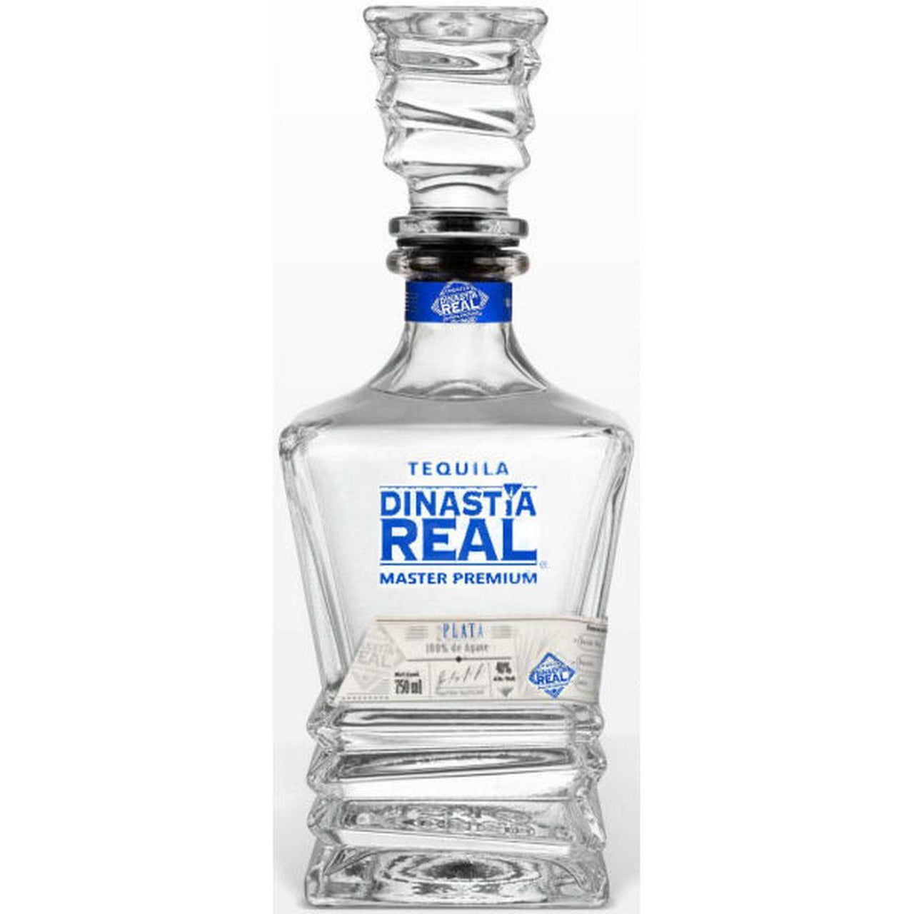 Dinastia Real Plata Tequila (750mL)