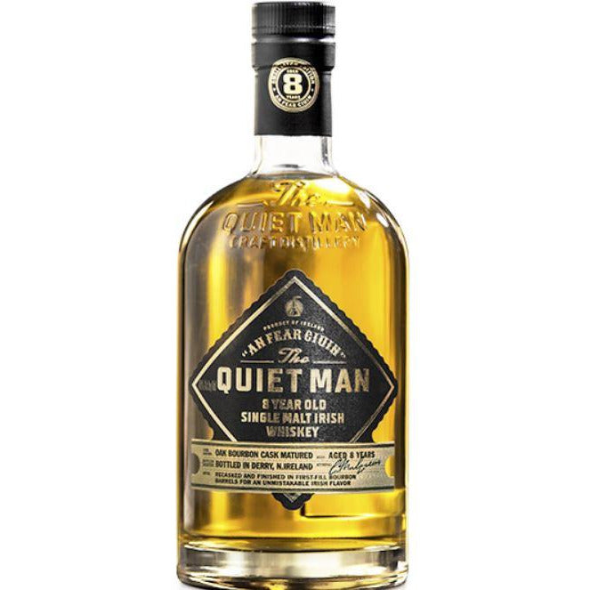 The Quiet Man 8 Year 750ml