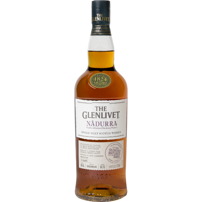 The Glenlivet Nadurra Oloroso Matured (750 ML)