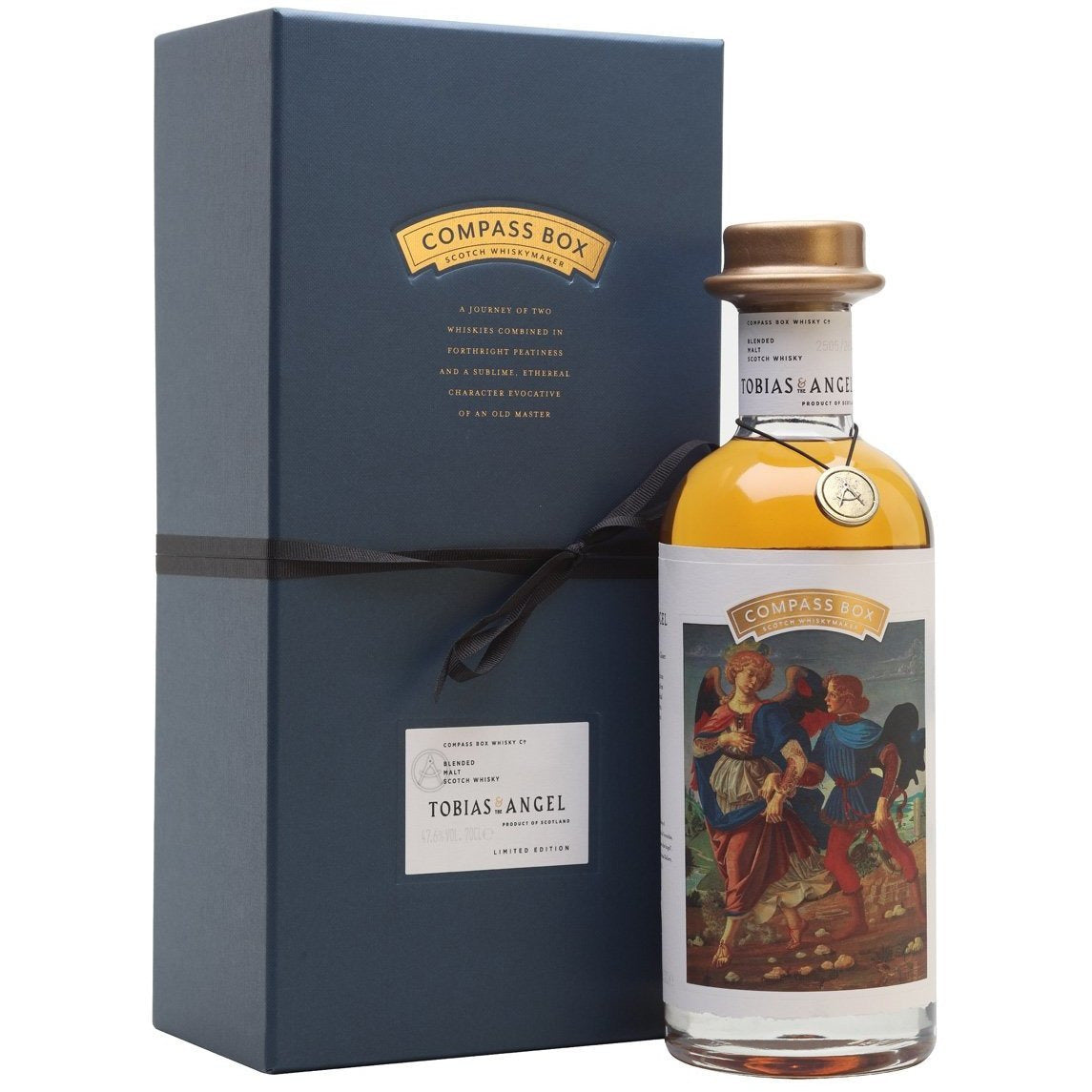 Compass Box Tobias & The Angel Blended Malt Scotch Whiskey (Limited Edition)