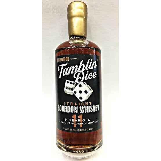 Deadwood Tumblin Dice Straight Bourbon Whiskey 750 ML