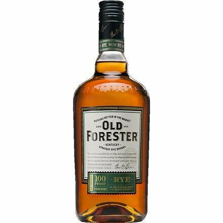 Old Forester Rye 100 Proof 750 ml