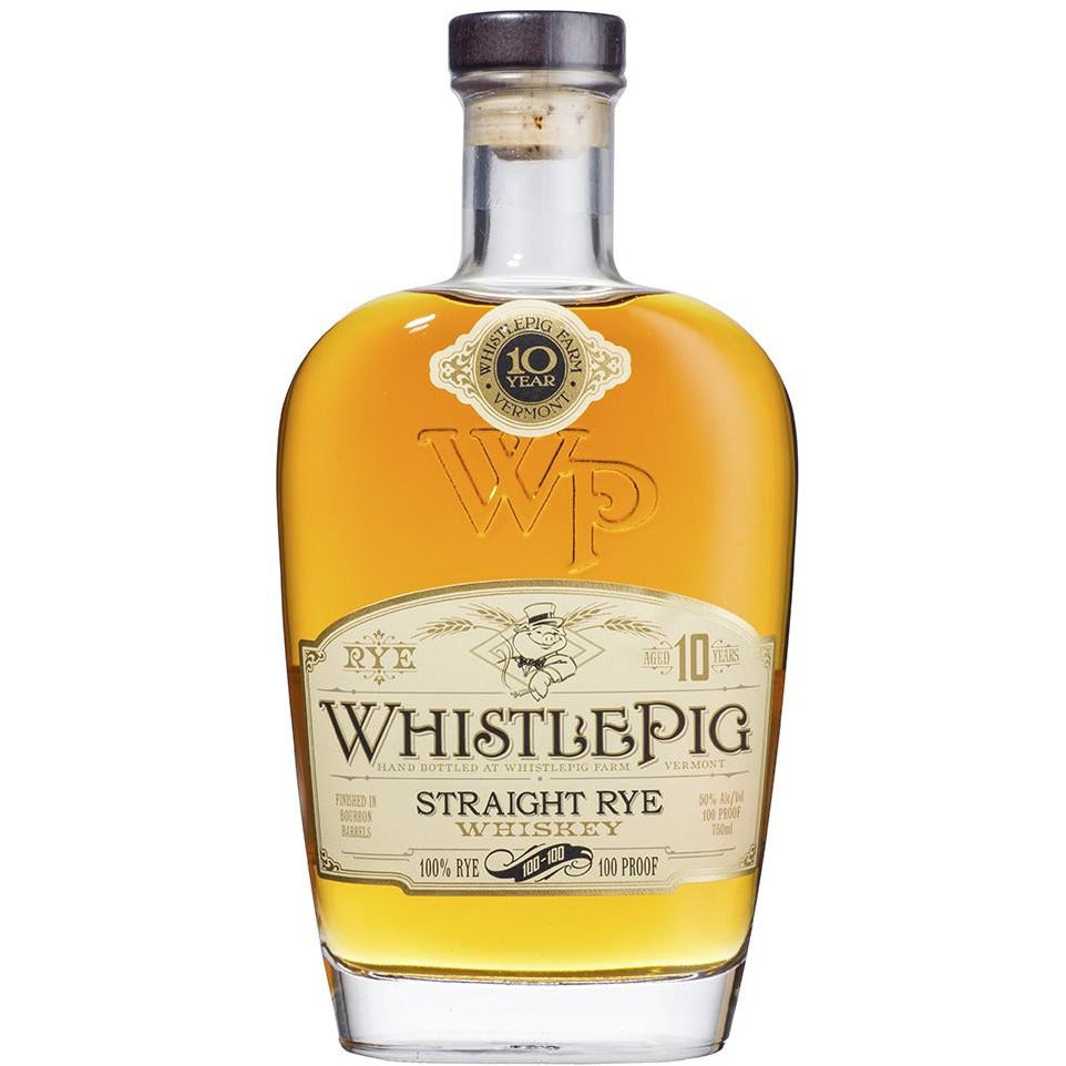 Whistlepig 10 Year 750 Ml